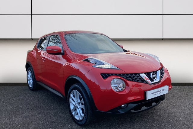 2018 Nissan Juke 1.2 DIG-T N-Connecta (s/s) (18 reg)
