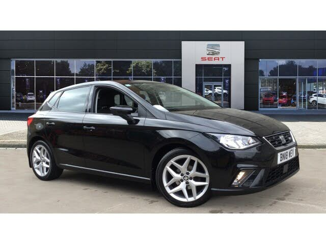 2018 Seat Ibiza 1.0 TSI FR (95ps) (18 reg)