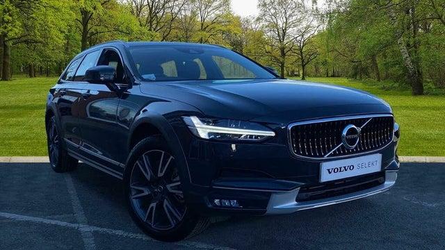 2021 Volvo V90 2.0TD D5 Cross Country Plus (21 reg)