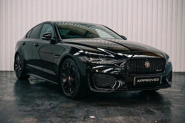 2021 Jaguar XE 2.0 D200 R-Dynamic Black (70 reg)
