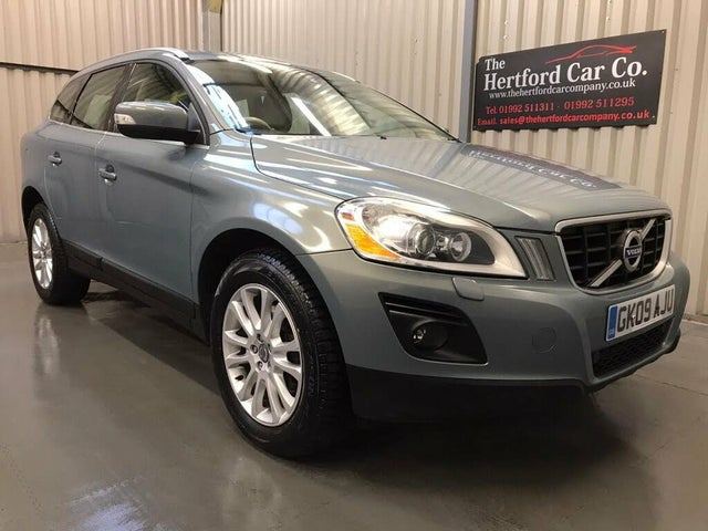 2009 Volvo XC60 2.4TD D SE Lux (163ps) AWD Geartronic (09 reg)