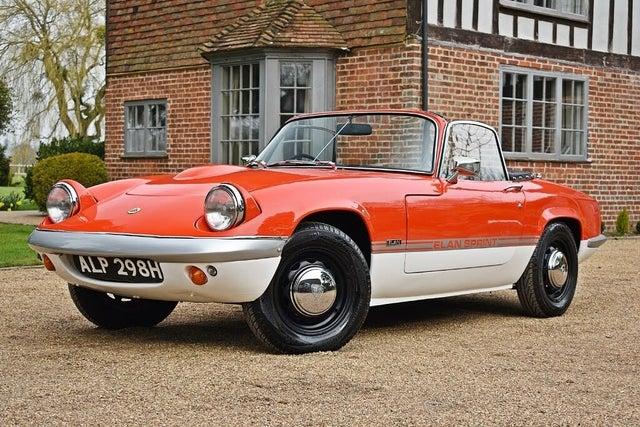 1969 Lotus Elan