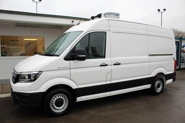 2020 M.A.N. TGE 2.0 TD 3140 Standard (140PS)(EU6) High Roof Van (20 reg)