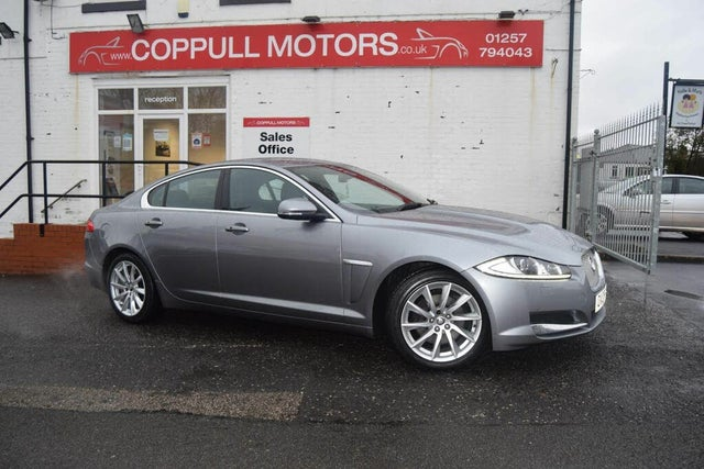 2013 Jaguar XF 2.2TD Premium Luxury (200ps) (s/s) Saloon 4d Auto (13 reg)