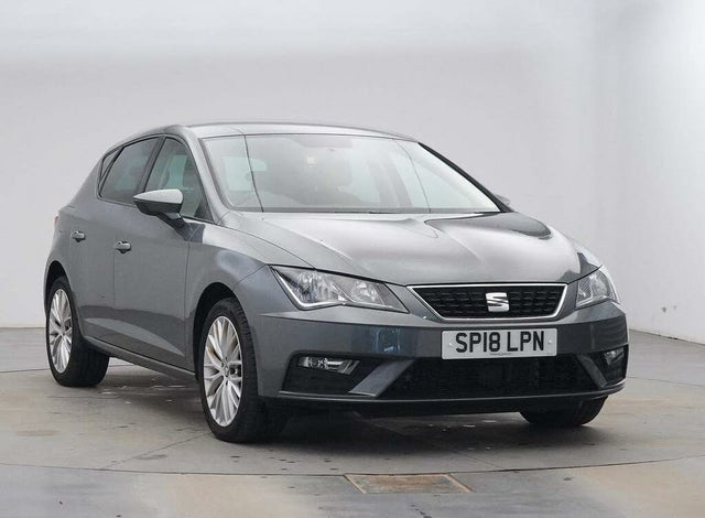 2018 Seat Leon 1.2 TSI SE Dynamic Technology Hatchback (18 reg)