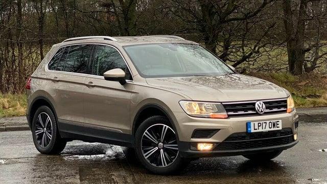 2017 Volkswagen Tiguan 2.0TDI SE (150ps) (s/s) (17 reg)
