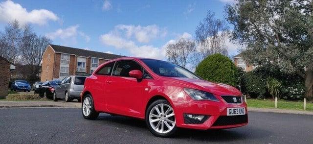 2013 Seat Ibiza 1.2 FR TSI (105ps) SportCoupe 3d (63 reg)