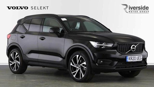 2020 Volvo XC40 2.0 T4 R-Design Pro AWD (20 reg)