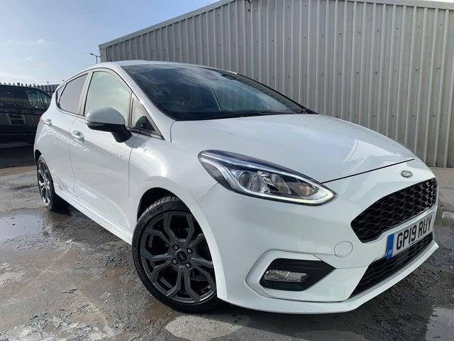 2019 Ford Fiesta (19 reg)