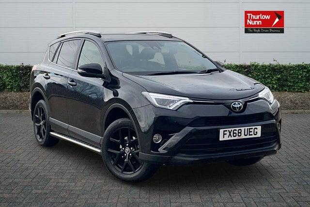 2018 Toyota RAV4 2.0 Excel (68 reg)