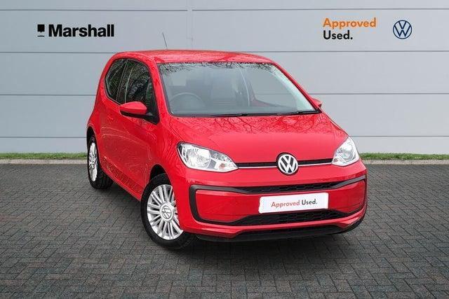 2020 Volkswagen up! 1.0 Move Up 3d (69 reg)
