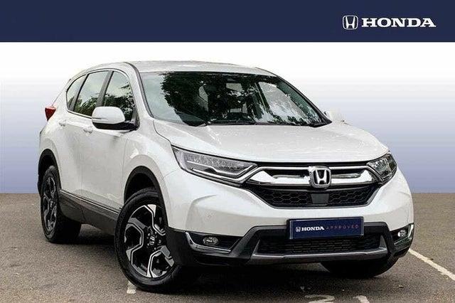 2019 Honda CR-V 1.5 VTEC TURBO SE (193ps) 4WD CVT (69 reg)