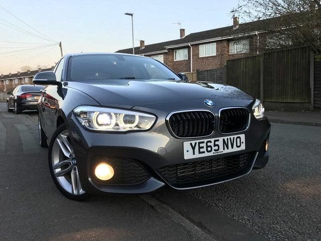 2015 BMW 1 Series 1.5 118i M Sport 5d (65 reg)
