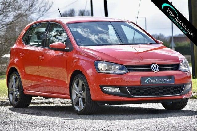 2010 Volkswagen Polo 1.2 TSI SEL 5d (10 reg)