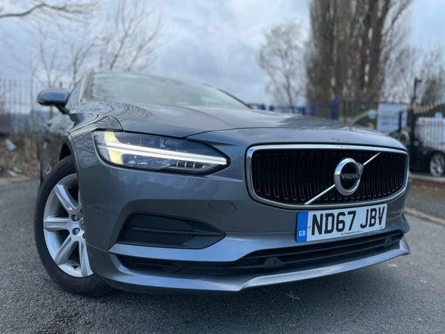 2018 Volvo V90 2.0TD D4 Momentum (67 reg)
