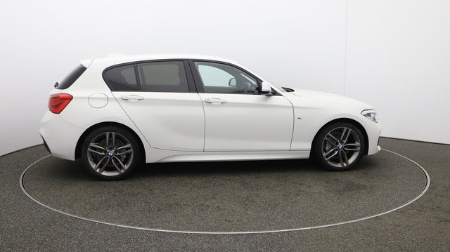 2017 BMW 1 Series 1.5 118i M Sport 5d (17 reg)