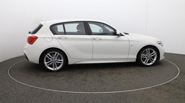 2017 BMW 1 Series 1.5 118i M Sport 5d Auto (17 reg)