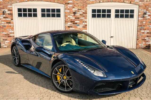 2017 Ferrari 488 3.9 488 GTB (17 reg)