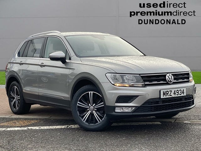 2017 Volkswagen Tiguan 1.4 TSI SE (150ps) (ACT)(s/s) (Z4 reg)