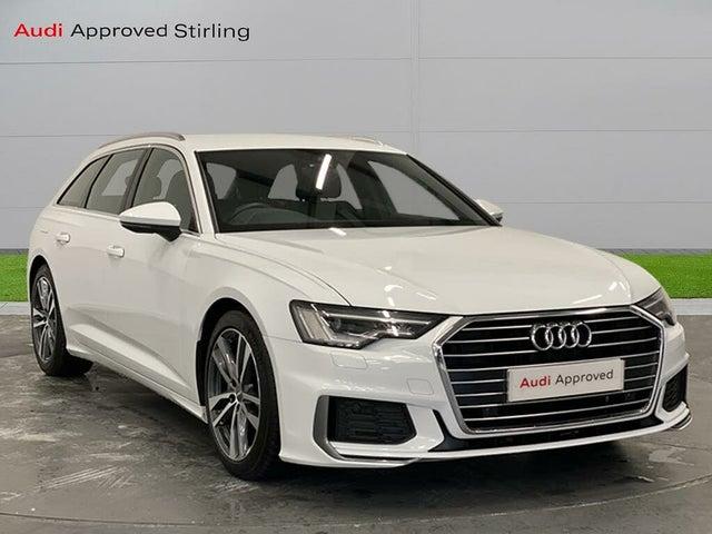2019 Audi A6 Avant (69 reg)