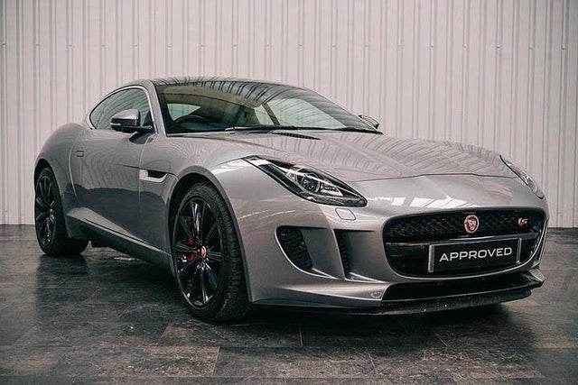 2014 Jaguar F-TYPE 3.0 S Coupe Quickshift (64 reg)