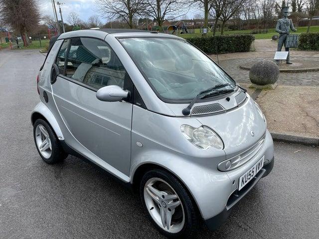 2005 Smart Smart 0.7 Fortwo Passion Cabriolet 2d (55 reg)