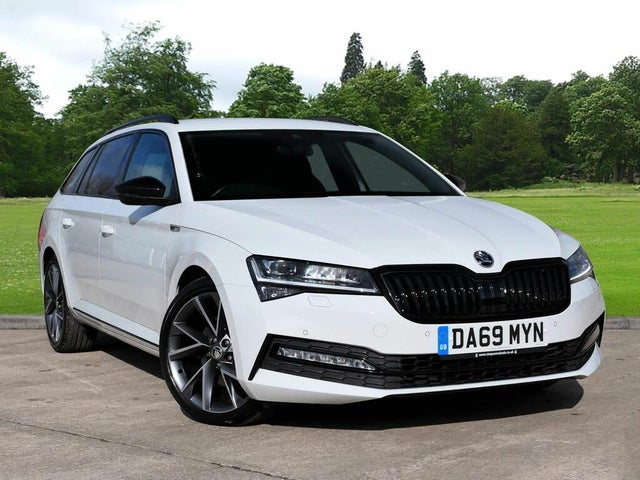 2020 Skoda Superb 2.0TDI SportLine Plus (190ps) Estate DSG (69 reg)
