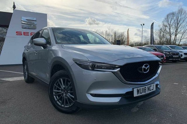 2018 Mazda CX-5 2.2TD SE-L (Nav) (2WD)(s/s) (18 reg)