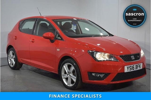 2016 Seat Ibiza 1.4TDI FR Technology (105ps) Hatchback 5d (16 reg)
