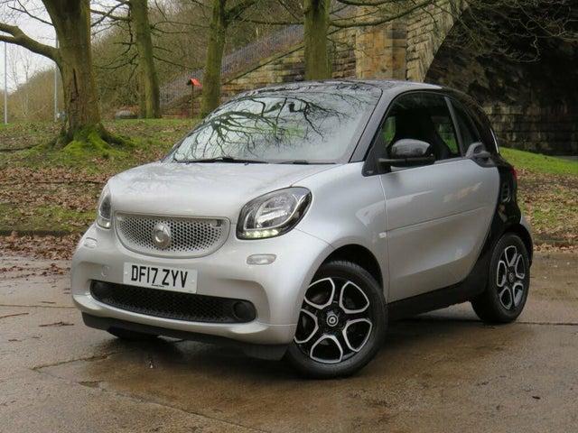 2017 Smart fortwo 0.9 Prime (89bhp) (Premium)(s/s) Coupe Twinamic (17 reg)