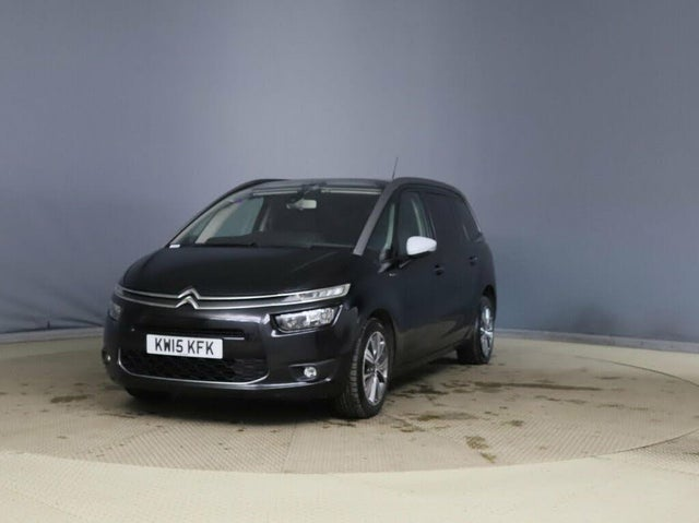 2015 Citroen Grand C4 Picasso 2.0BlueHDi Exclusive (15 reg)