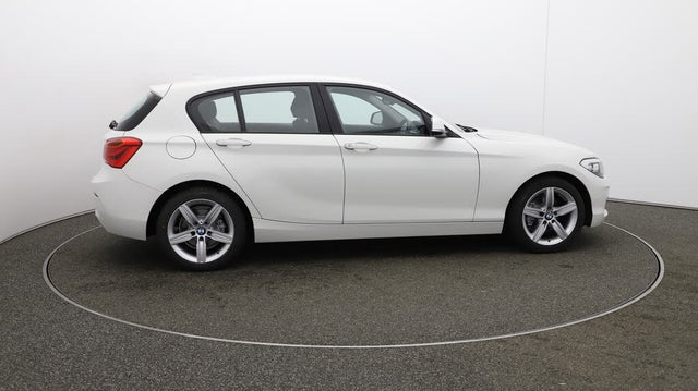 2018 BMW 1 Series 1.5 118i Sport 5d (67 reg)