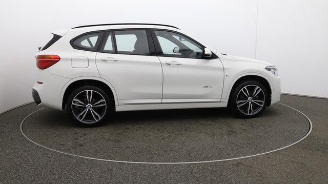 2018 BMW X1 2.0TD sDrive18d M Sport (67 reg)
