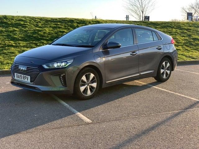 2019 Hyundai IONIQ 1.6 GDi Premium SE Plug-in Hybrid (19 reg)