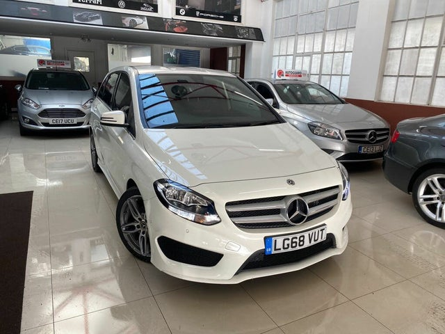 2018 Mercedes-Benz B-Class 2.1d B200 AMG Line (136ps) (Executive)(s/s) 7G-DCT (68 reg)