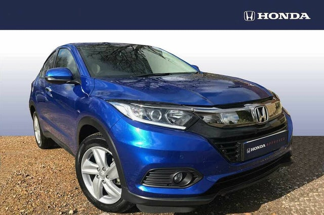 2019 Honda HR-V 1.5 i-VTEC SE (68 reg)