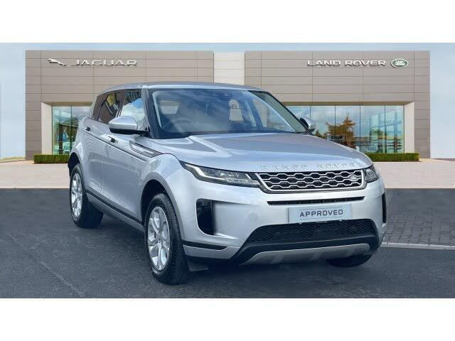 2019 Land Rover Range Rover Evoque (19 reg)