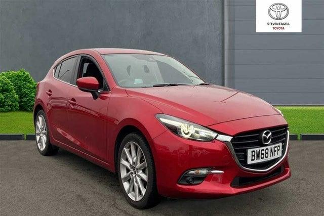 2019 Mazda Mazda3 2.0 Sport Nav (120ps) Hatchback 5d (68 reg)
