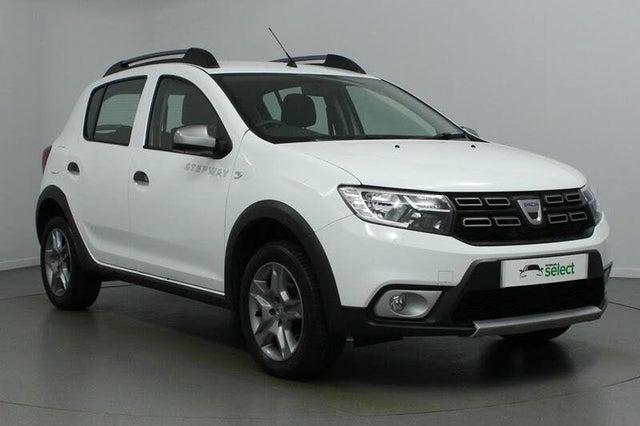 2019 Dacia Sandero Stepway 0.9 TCe Comfort (19 reg)