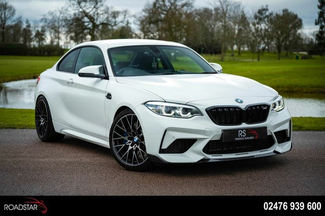 2019 BMW 2 Series 3.0 M2 Competition (s/s) DCT (19 reg)