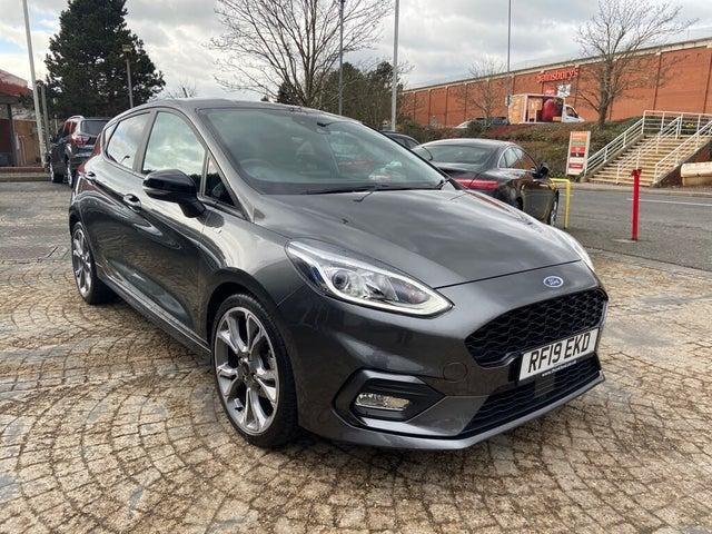2019 Ford Fiesta 1.0T ST-Line X (125ps) 5d (19 reg)