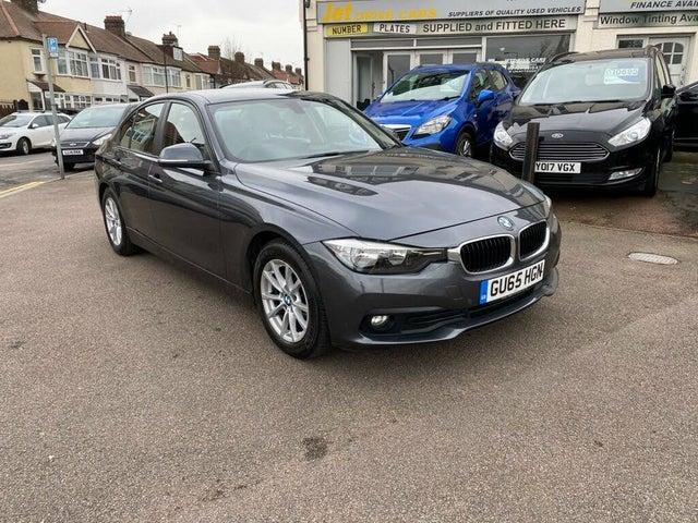 2015 BMW 3 Series 2.0TD 320d ED Plus Saloon 4d Auto (65 reg)