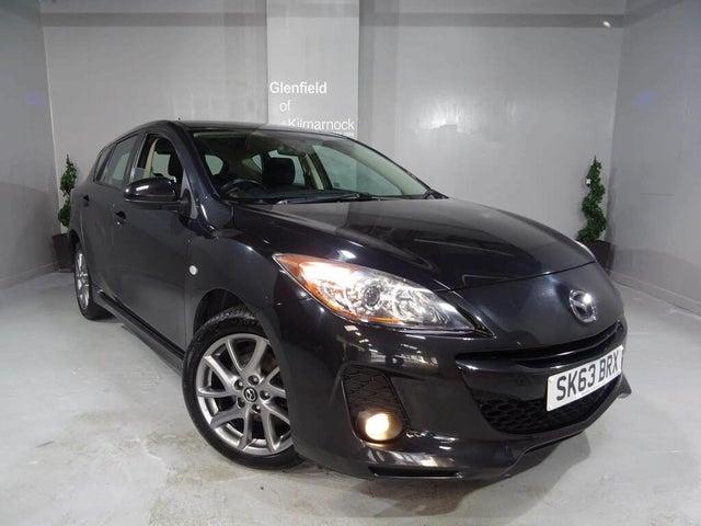 2013 Mazda Mazda3 1.6 Tamura (63 reg)