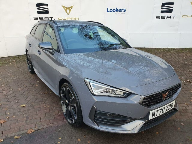 2020 Cupra Leon NF 1.4 e-HYBRID First Edition Estate (70 reg)