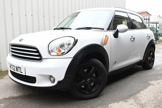 2012 MINI Countryman 2.0TD Cooper D ALL4 (Pepper) (12 reg)
