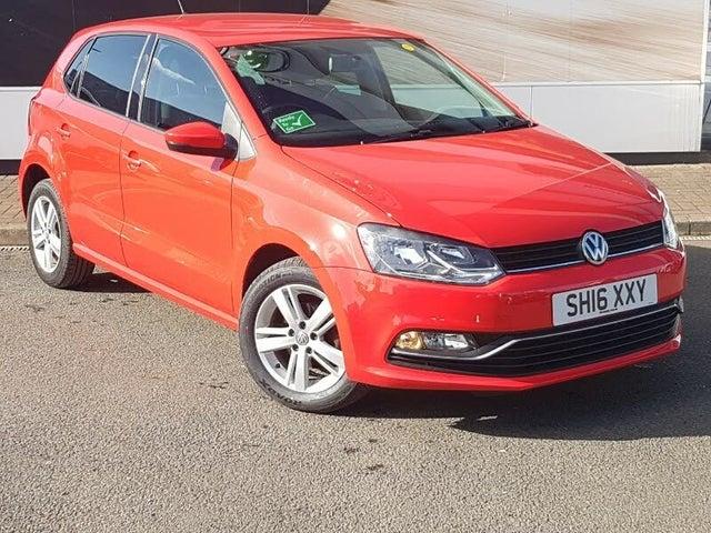 2016 Volkswagen Polo 1.0 Match (60ps) 5d (16 reg)