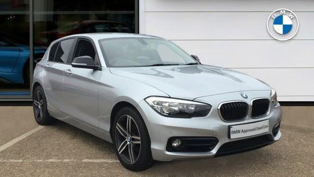 2018 BMW 1 Series 1.5 118i Sport 5d Auto (18 reg)
