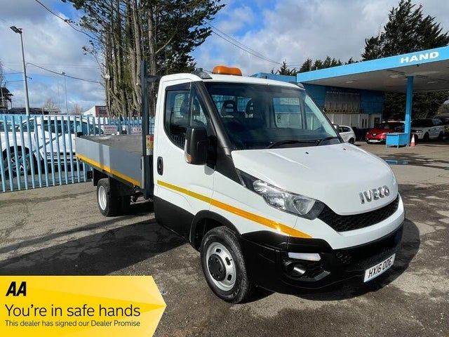 2016 Iveco Daily C Class 2.3TD 35C13 3450 Chassis Cab (16 reg)