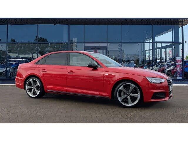 2017 Audi A4 2.0TDI Black Edition (150ps) S Tronic (67 reg)