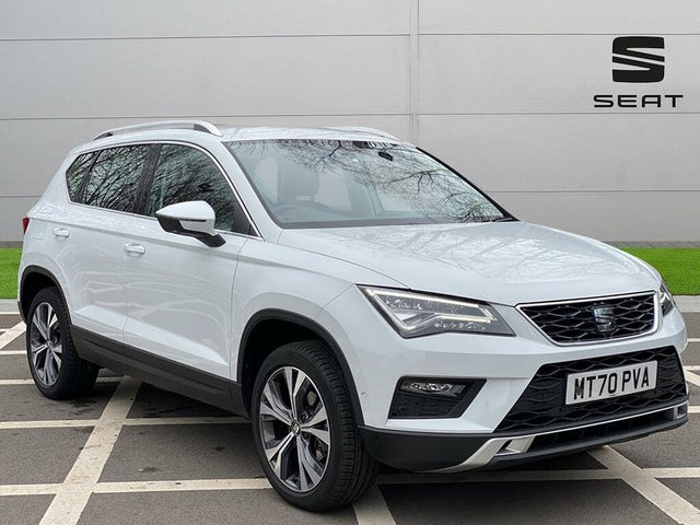 2020 Seat Ateca 1.0 TSI SE Technology (115ps) (s/s) Ecomotive (70 reg)